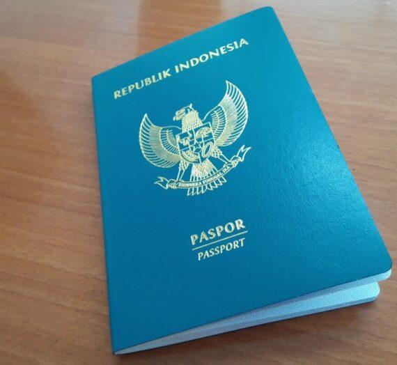 Membuat pasport baru indonesia – mendaftar secara online