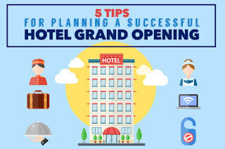 How to Plan a Successful Hotel Grand Opening?